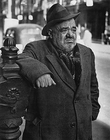 little man, lower east side, new york city by lisette model