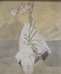 lily by winifred nicholson
