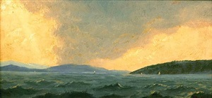red bay, labrador by william bradford
