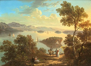 passamaquoddy bay by victor de grailly