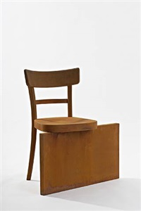 no rest for the rust chair by rolf sachs