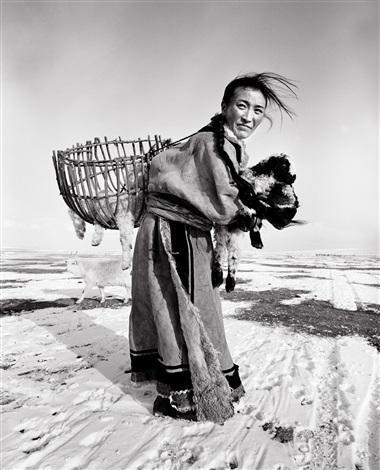 mongolian women hexigenamuhu age 29 inner mongolia april by a yin