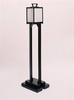 lantern stand by pierre legrain