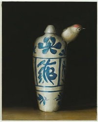 small vase by david kroll