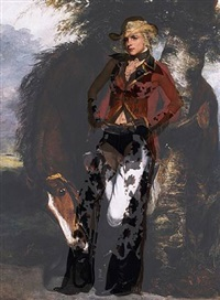 cowgirl by deborah oropallo
