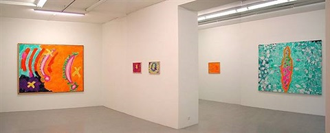 installation view by paul thek