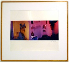 photograph: untitled (flavin/church milan) by john chamberlain