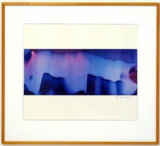 photograph: untitled (flavin/church milan) by john chamberlain