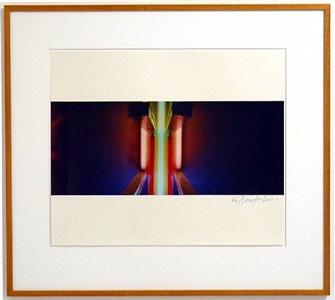 photograph: untitled (flavin) by john chamberlain