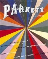 parkett, no 80: collaborations: jennifer allora & guillermo galzadilla dominique gonzalez-foerster mark grotjahn isbn 978-390 758240-4 $32