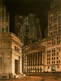 new york stock exchange by frederick mershimer