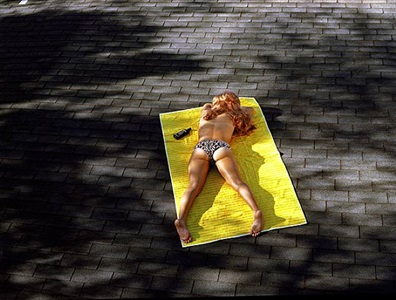 photo miami art fair solo exhibition booth for alex prager by alex prager