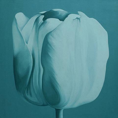 tulip by lowell nesbitt