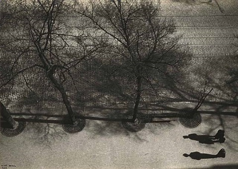 avenue du maine by ilse bing