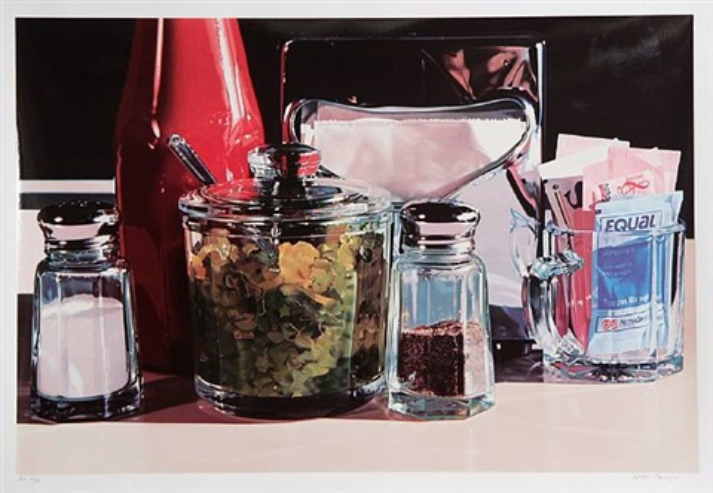 Relish by Ralph Goings on artnet
