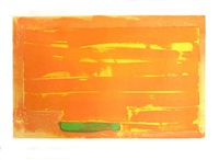 homage to constable by john hoyland