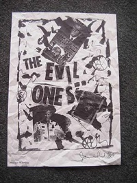 the evil ones by jamie reid