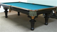 pool table by peter vitale company