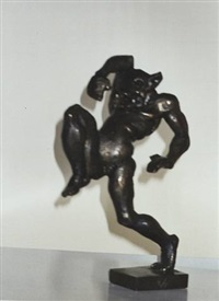 untitled (minotaur) by ernst neizvestny