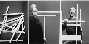 abstrakte kunst by anna and bernhard blume