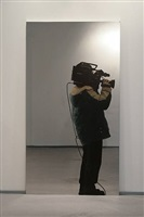 cameraman by michelangelo pistoletto