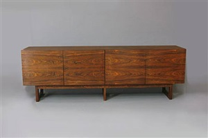sideboard for faarup by ib kofod-larsen