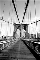 brooklyn bridge (062x2) by benjamin scott keith