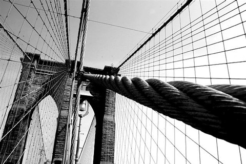 brooklyn bridge (039x2) by benjamin scott keith