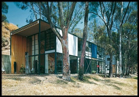 portfolio #04 - case study house #8 by julius shulman
