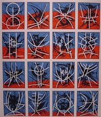 hieroglyphics by jimmy ernst