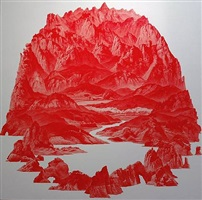 between red-32 by seahyun lee