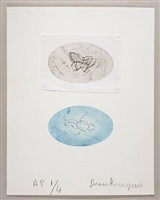 baby and butterfly by louise bourgeois