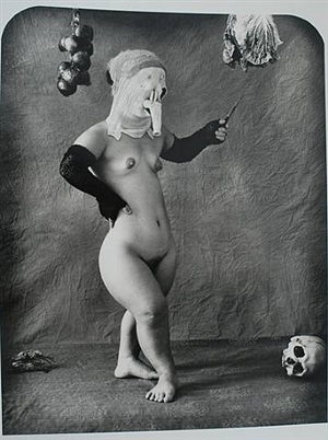 dwarf from naples by joel-peter witkin