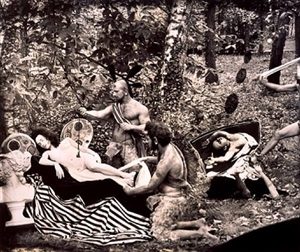 the wife of cain ii by joel-peter witkin