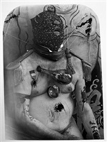 sailor jim: the lunacy of war by joel-peter witkin