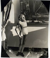 bad student by joel-peter witkin