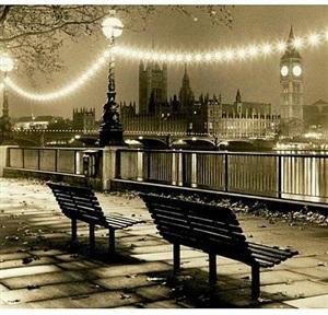 big ben, london by paul flaggman