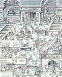 the art bank by adam dant