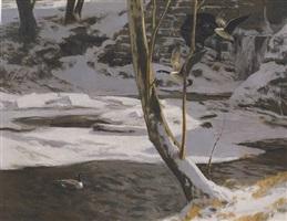 winter stop over - sold by alexander farnham