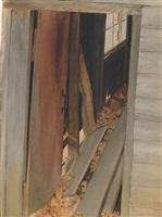 entrance to the sawmill, caldwell, nj by alexander farnham