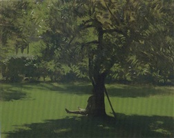 under the apple tree - sold by alexander farnham