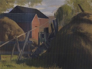haystacks - sold by alexander farnham