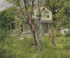 yard work, stockton, nj by alexander farnham