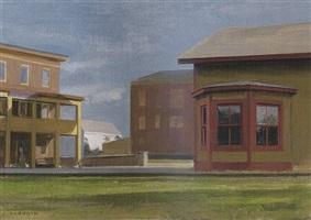frenchtown railroad station by alexander farnham