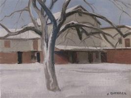 fresh snow by alexander farnham