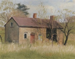 abandoned in the field - sold by alexander farnham