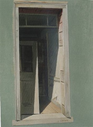 pennsylvania doorway - sold by alexander farnham