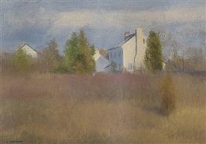 farnham farm, outside of stockton, nj by alexander farnham