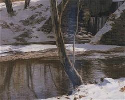 canal overflow, jimison farm - sold by alexander farnham
