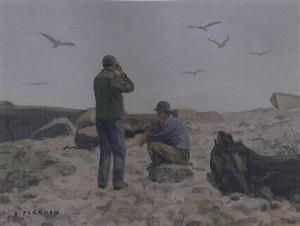 lifting fog by alexander farnham
